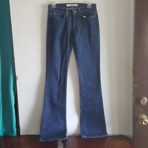 """⛱✔Joes """"Honey"""" Stretch Flare Low Rise Jean P…"""